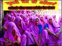 pink-sari-gang