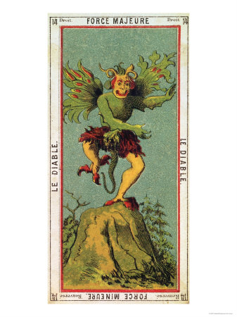 148154~The-Devil-tarot-card-from-the-Grand-Etteilla-Posters