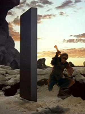 2001 a space odyssey ape monolith sky dancing 2001 a space odyssey ape monolith sky