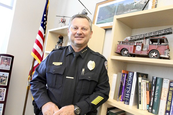 "Breaking: Sanford Police Chief Steps Down ""Temporarily"" « Sky Dancing"