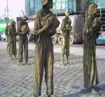 Dublin's Famine Memorial