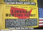 Liberal Hunting Permit