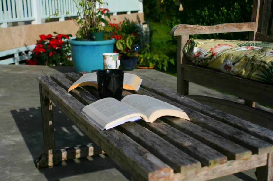 reading.outside