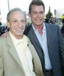 Henry Hill with Goodfellas star Ray Liotta