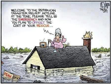 republican FEMA