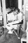 Janet Leigh reading