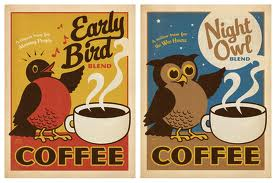 coffee bird