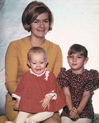 Colette, Kristin, and Kimberly MacDonald