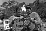 William Shatner and Leonard Nimoy read