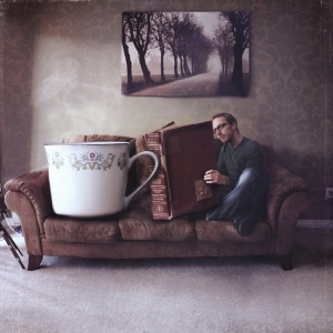 """You can never get a cup of tea large enough or a book long enough to suit me."" -- C.S. Lewis"