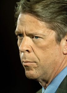 Major Garrett disapproves