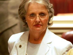 Alabama State Rep. Mary Sue McClurkin
