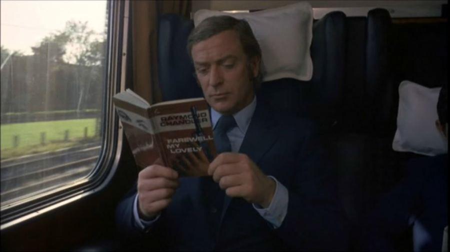 michael caine reading