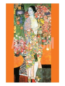 the dancer klimt