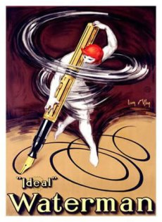 Waterman-Ideal-Fountain-Pen-Giclee-