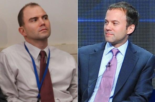 Ben and David Rhodes