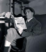 chico marx reading