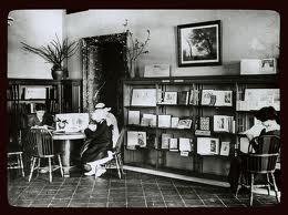 library reading room NYPL