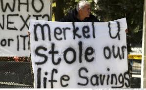 Merkel stole