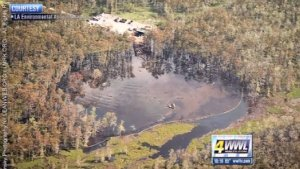 Assumption Parish sinkhole