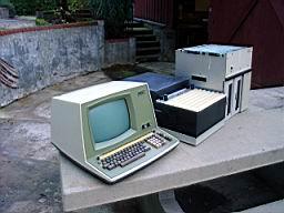 Wang word processor