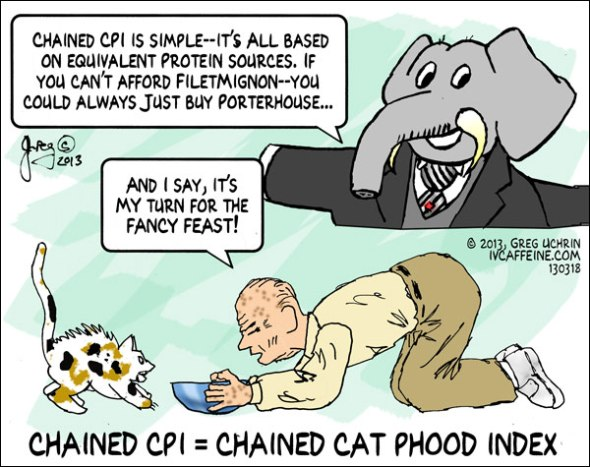 chained cpi cat food
