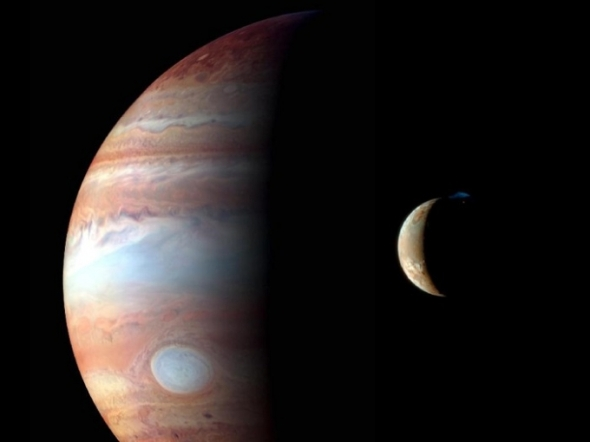 Jupiter (Photo : NASA/Johns Hopkins University Applied Physics Laboratory/Southwest Research Institute/Goddard Space Flight Center)