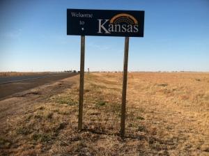 welcome to kansas