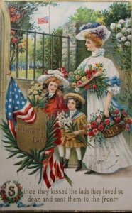9158220-handpainted-vintage-postcard-for-memorial-day-1909-with-text