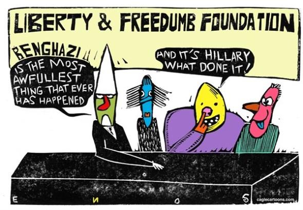 Benghazi Hillary