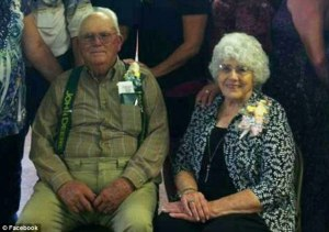 Donald and Wanda Adair, owners of the West, TX Fertilizer Co.
