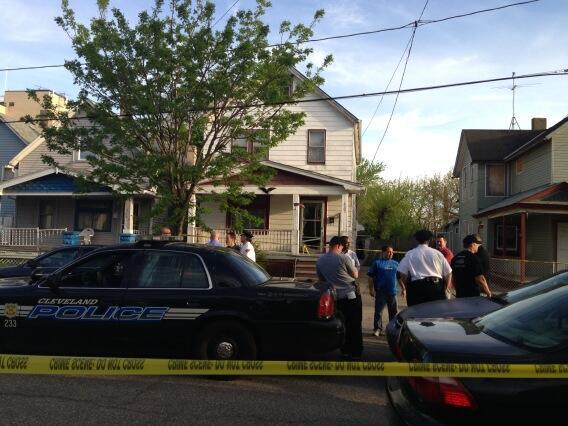 House where three women and numerous children were found