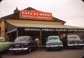 cafe du monde vintage