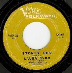Laura Nyro Stoney End