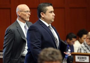 Don West and George Zimmerman