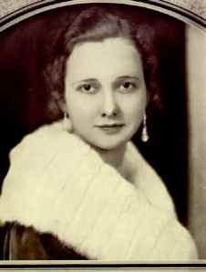 Helen Thomas 1933
