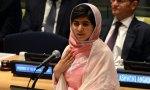 Malala Yousafzai addresses theUN