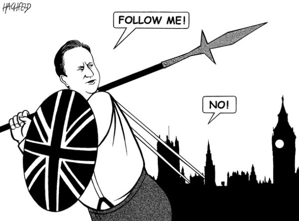 Cameron's Failure, by Rainer Hatchfeld