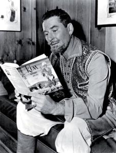 Erroll flynn reading