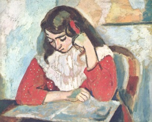 Matisse-Marguerite-Reading1