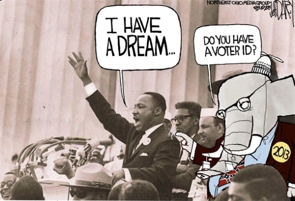 MLK Nightmare by Jeff Darcy