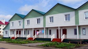 Russian refugee center