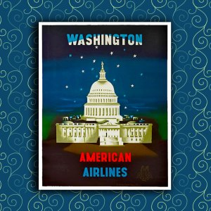 washington american airlines