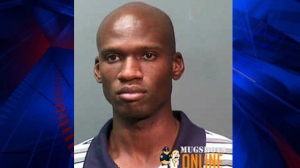 Aaron Alexis' mugshot from 2010 arrest