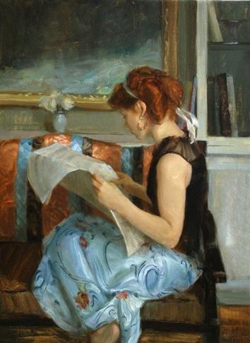 Sunday by Johanna Harmon