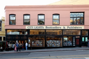 City Lights Bookstore, San Francisco, CA