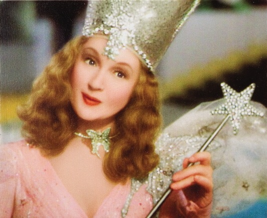 glinda the good witch of the north sky dancing