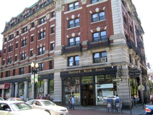 Harvard Bookstore, Harvard Square