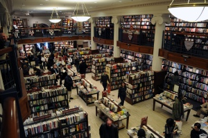 Harvard Bookstore, Cambridge, MA