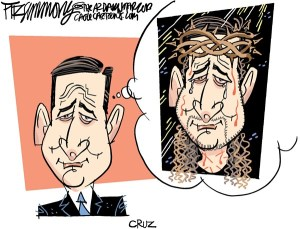 Ted Cruz Jesus